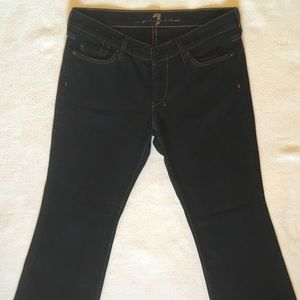 7 For All Mankind Flare size 29